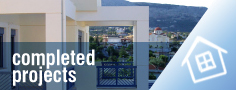 Chios Houses completed projects
