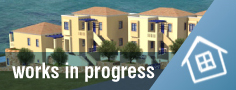 Chios Houses under construction projects
